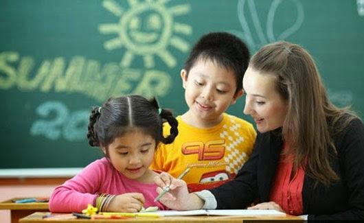 Có nên cho trẻ học Ngoại Ngữ từ lớp 1?